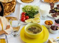 Ramazan Ayında Sağlıklı Beslenmenin İpuçları
