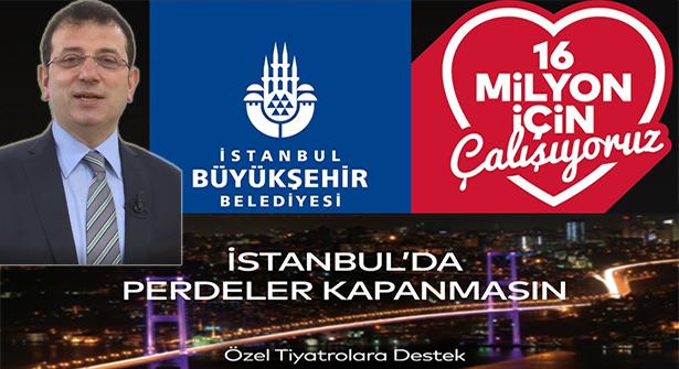 İstanbul'da Perde Açılacak Alkış Sesleri Yeniden Yükselecek