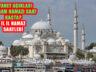 Bayram Namazı Saatleri Açıklandı: İstanbul'da Bayram Namazı Saat Kaçta?
