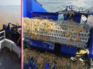 İBB Deniz Salyasına Karşı Mücadeleyi Mudanya'ya Taşıdı