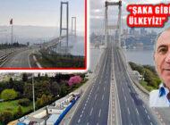 Tekin, 'Şaka Gibi: Bayramda Köprü ve Otoyollar Ücretsiz!'