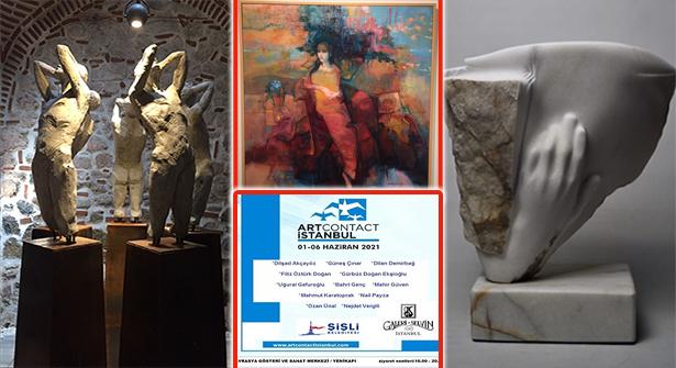 Şişli Belediyesi Art Contact İstanbul Fuarı'na Katılıyor