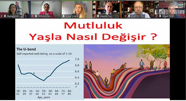 İstanbul Rumeli Üniversitesi'nde Çevrimiçi 'Yaşlılık Sempozyumu'