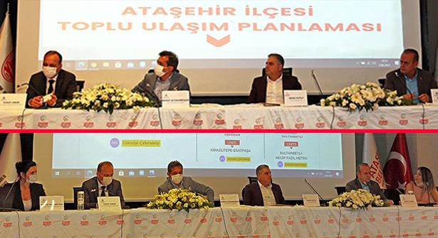 Ataşehir'in Ulaşım Sorunları Çözüme Kavuşuyor