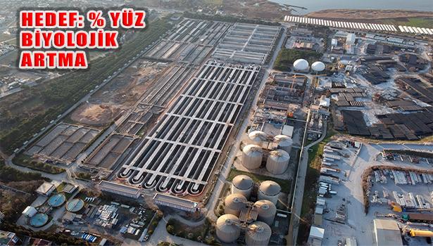 İSKİ, İstanbul'daYüzde 100 Biyolojik Arıtma Hedefliyor