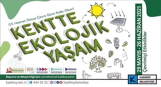 Kadıköy Çevre Festivali Pandemi Tedbirleriyle Başladı