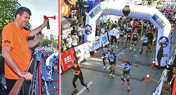 Kadıköy Spor Festivali Cadde 10k Koşusu'nun Kazananlar Açıklandı
