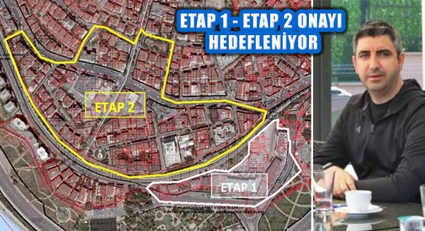 Kartal Belediyesi Etap 1 ve Etap 2 Dönüşüm Planlarını Onaylatmayı Hedefliyor