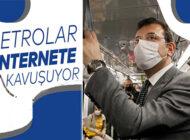 İBB İstanbul'un Metroları Sınırsız İnternete Kavuşturuyor