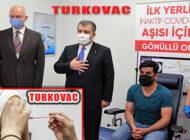Yerli Covid-19 Aşısı Turkovac Faz-3 Çalışmaları Başladı