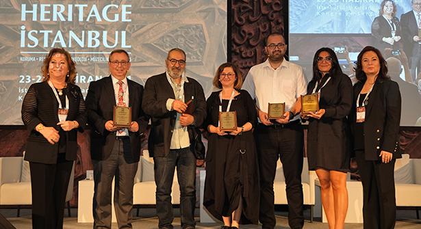 Kültürel Miras Fuarı 'Hertige İstanbul' Sona Erdi
