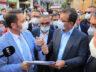 Başkanı Ekrem İmamoğlu İstiklal Caddesi'ndeki, Düzenlemeleri İnceledi
