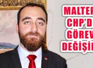 9 İstifayla Düşen CHP Maltepe İlçe Başkanlığı'na Atama Yapıldı