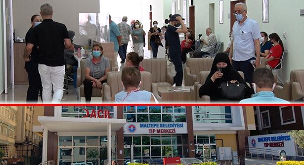Maltepe Tıp Merkezi, 4 Poliklinikte Hasta Kabulüne Başladı
