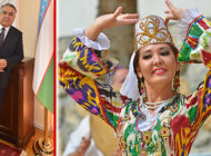 Özbekistan Bağımsızlığının 30'uncu Yıldönümünü Kutluyor