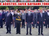 Ataşehir'de 30 Ağustos Zafer Bayramı Törenlerle Kutlanıyor