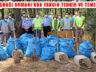 Ataşehir Belediyesi Kayışdağı Ormanı'nda Temizlik Çalışmaları