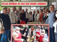 Ataşehir Atlas Yardım Aşure Lokması Etkinliği Düzenledi