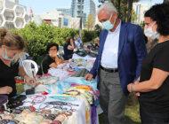 El Emeği Ürünlerin Sunulduğu Ataşehir Kadın Emeği Pazarı açıldı