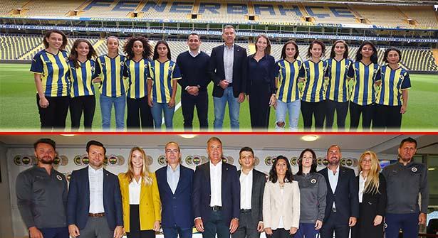 Fenerbahçe Kadın Futbol Takımı Şekilleniyor: İmzalar Atıldı