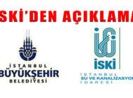 İSKİ'den Çalışmaların İstanbulluları Mağdur Ettiği İddiasına Yanıt
