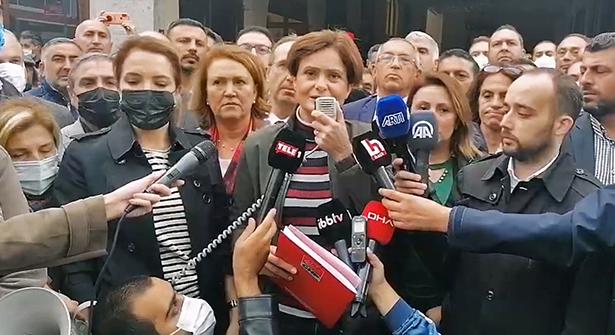 İBB'nin Büyükada Tahliye Engeline CHP'li Kaftancıoğlu'dan Açıklama