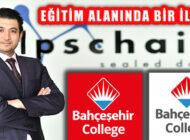 Bahçeşehir Koleji, Blokzincir Dosya Yönetim Sistemi LpsChain Kullanacak