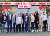 BİLSEM Ataşehir '4007 TÜBİTAK Bilim Şenliği' Düzenlendi
