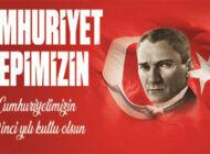 Cumhuriyet'in 98. Yılı Ataşehir'de Coşkuyla Kutlanacak