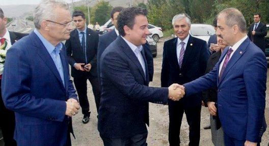 Başbakan Yardımcısı Ali Babacan Çankırı'da