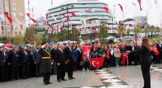 Ataşehir'de Cumhuriyetin 91. Yılı Kutlamaları Başladı