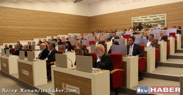 Ataşehir Belediye Meclisi Kasım Ayı Toplantısı