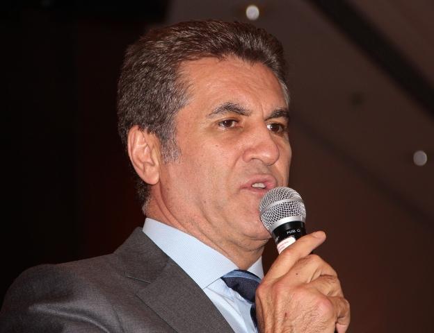CHP'nin İstanbul Başkan adayı Mustafa Sarıgül