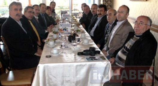 'Ataşehir Tüm Çankırılılar' Basınla Tanıştı
