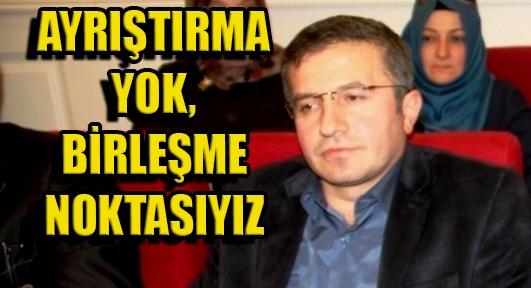 NAİM YAĞCI '7 HAZİRAN'DA MESAJI ALDIK, YENİLENDİK'