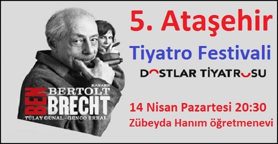 Ataşehir Tiyatro Festivali Perdelerini Kapatıyor