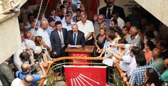 Ömer Ekşioğlu 'CHP'yi Maltepe'de İktidar Yapmak İçin Adayım'