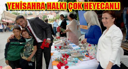 Coşkun Koç 'Ataşehir'de de oylarımız çok yüksek'