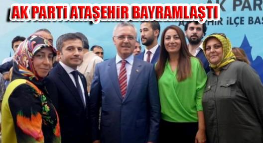 MUSTAFA ATAŞ 'İSTANBUL ŞAHLANIRSA, TÜRKİYE ŞAHLANIR'