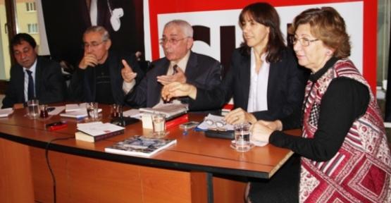 Ali Topuz 'CHP, CHP'dir eski yeni olmaz'