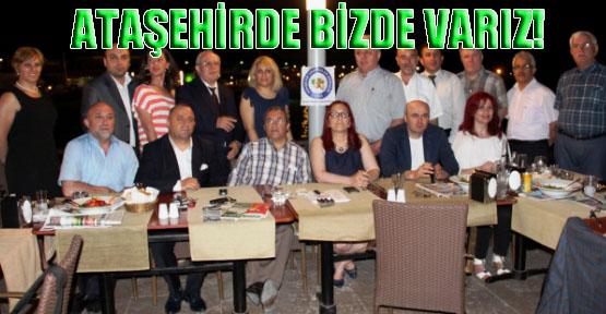 ATAŞEHİR'DE BİZDE VARIZ!