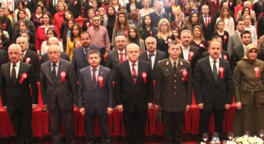 Ataşehir'de 18 Mart: Çanakkale Onurlu Varoluş Savaşıdır