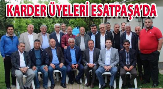 ORHAN ÇERKEZ, 'HEDEF ETKİNLİKLERE KATILIMI ARTIRMAK'