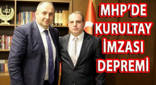 MHP İSTANBUL'DA 7 İLÇE BAŞKANI DEĞİŞTİ