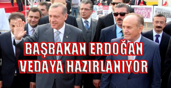 Başbakan Erdoğan Vedaya Hazırlanıyor!