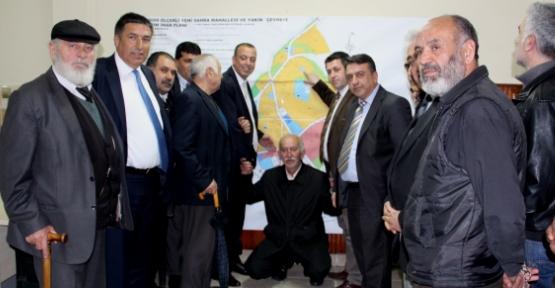 Battal İlgezdi 'Büyükşehir ile Birlikte Adaletsizliği Düzelteceğiz'