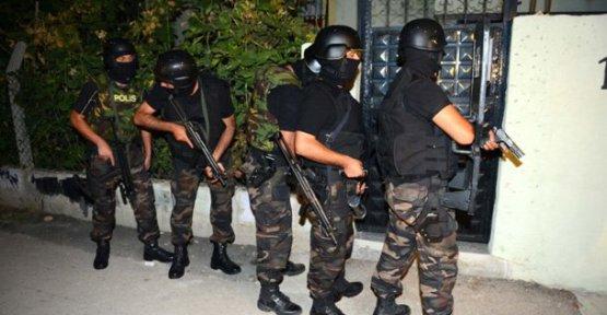 Bir polisi şehit eden PKK'lılar öldürüldü