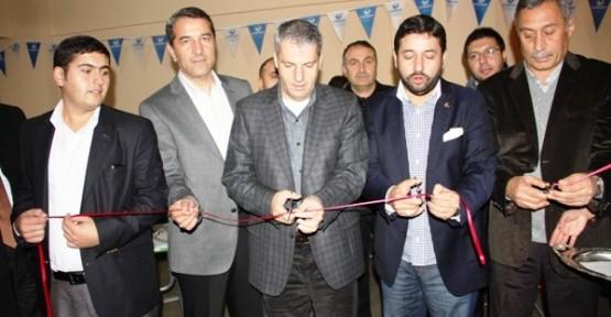 ÇANDEF Merkezinde Düzenlenen Kermes Açıldı