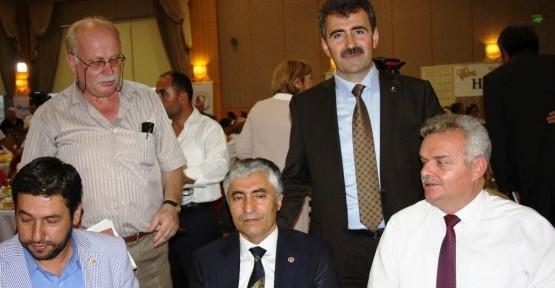 İstanbul'daki Çankırılılar iftarda buluştu
