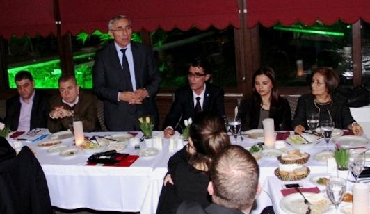 CHP Ataşehir Hukukçularla Buluştu
